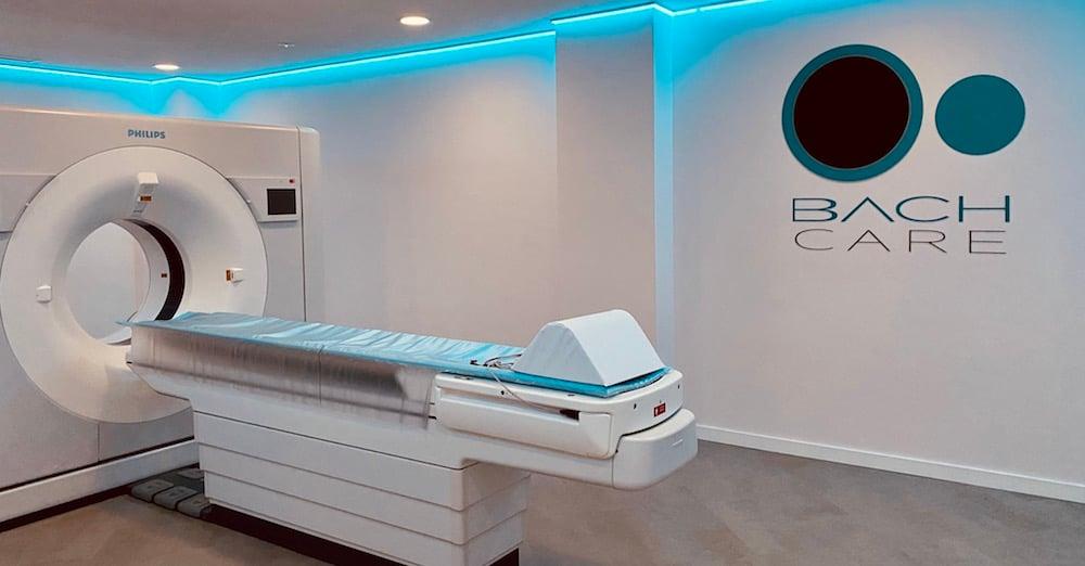 Bach Care technology - Abama Resort