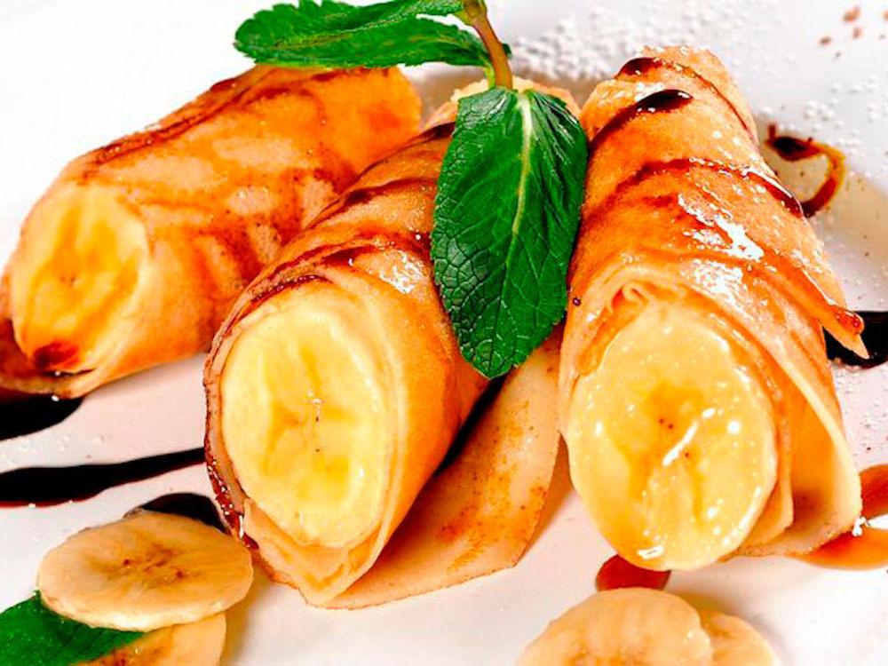 5 recipes with Tenerife bananas