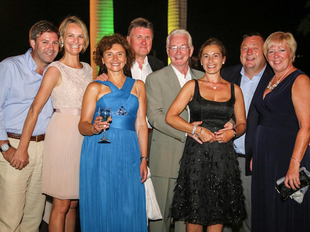 Les propriétés de Luxe Abama ont accueilli le diner de gala en faveur de la fondation Alda