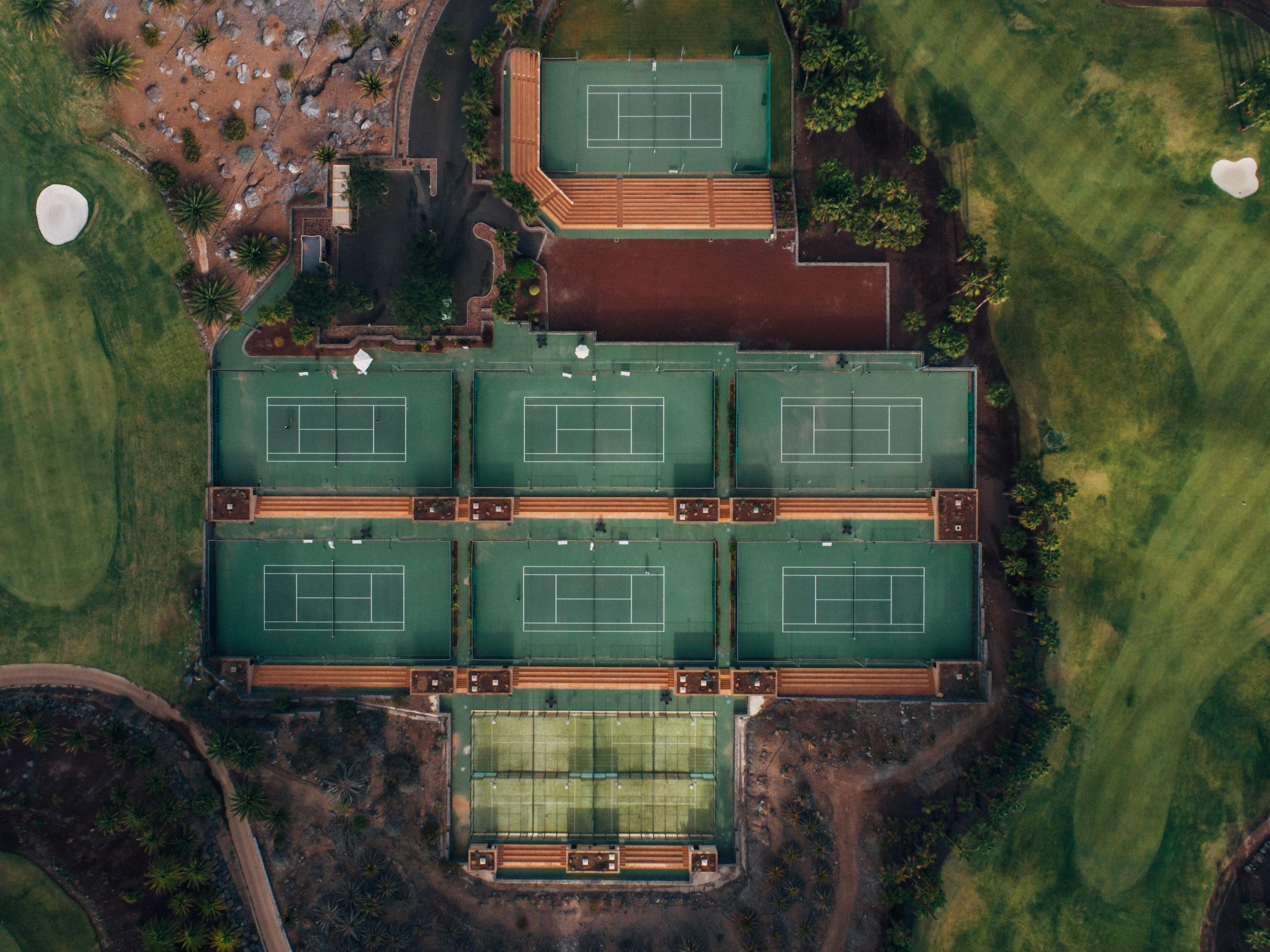 Academia de Tenis Abama: formación y diversión