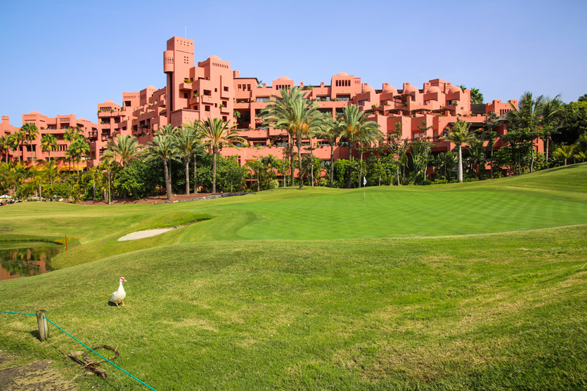 Abama - one of the most important Canary Islands golf resorts