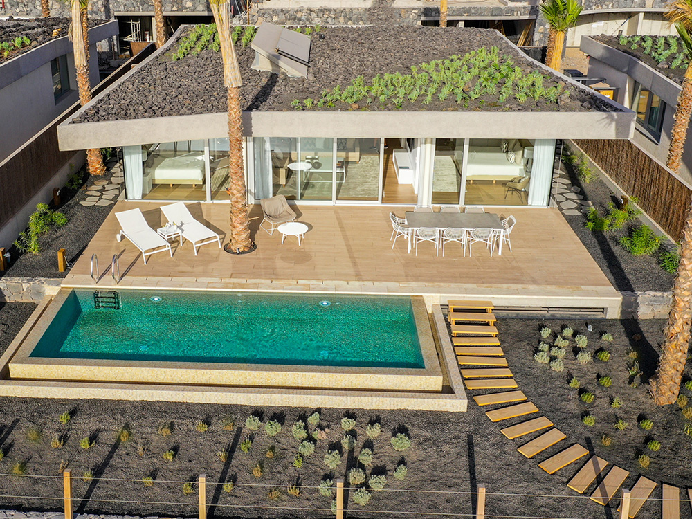 Abama Resort offers a new concept in villas for sale in Spain