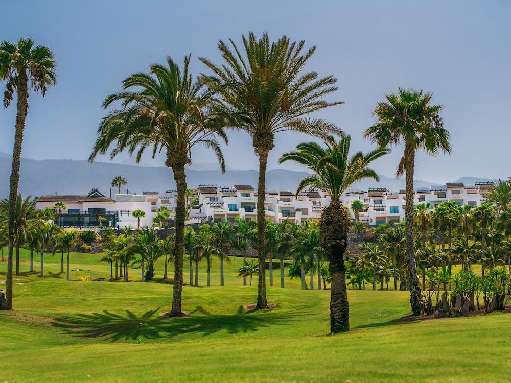 real estate agents - Abama Resort Tenerife
