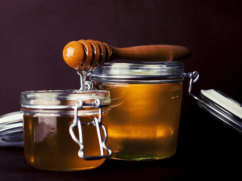 Spanish honey from the Canary Islands