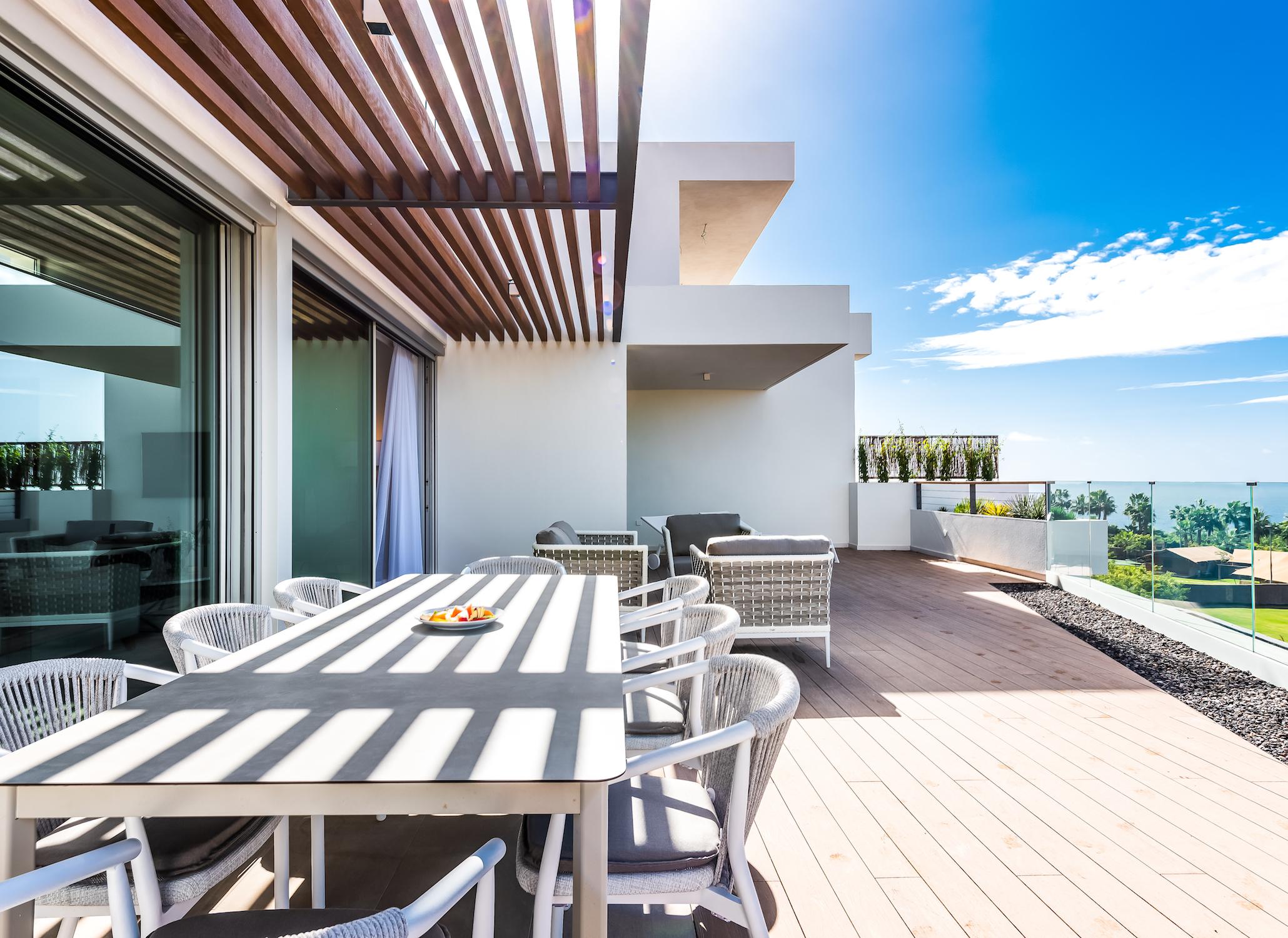 Los Jardines de Abama, exaltación del minimalismo en arquitectura