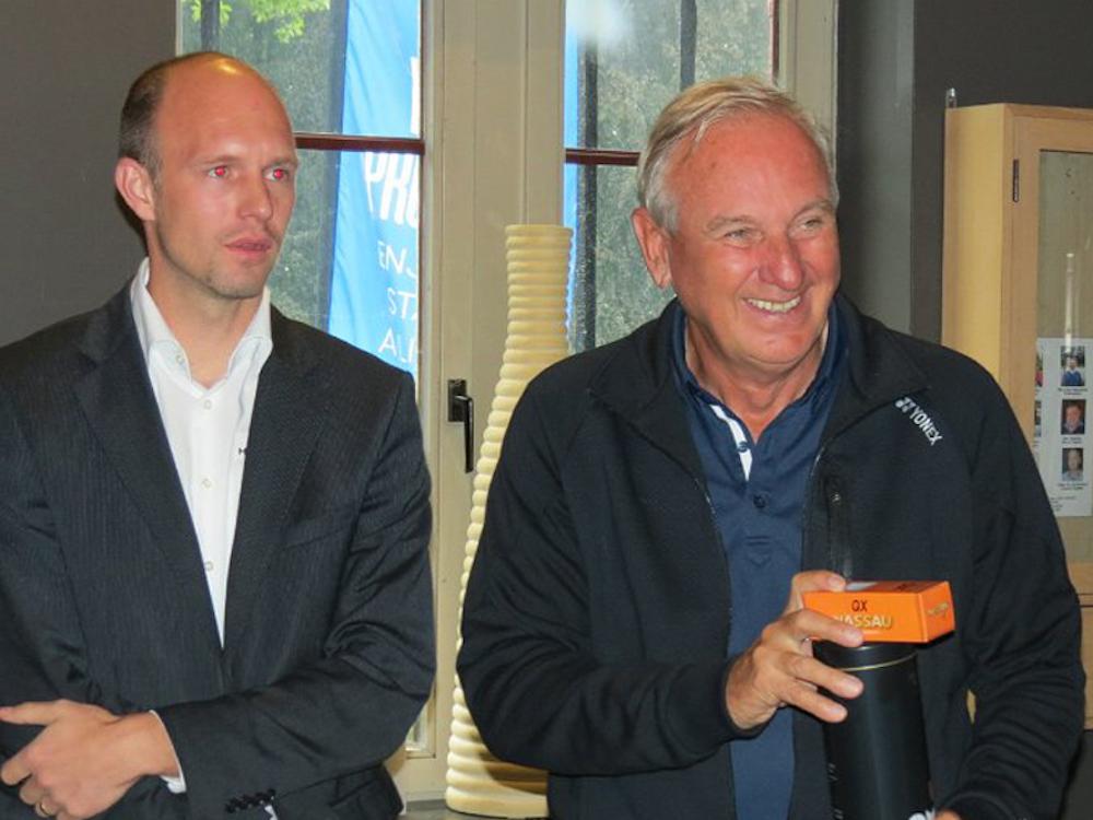 Abama's Belgian Golf Resort Tournament Continues