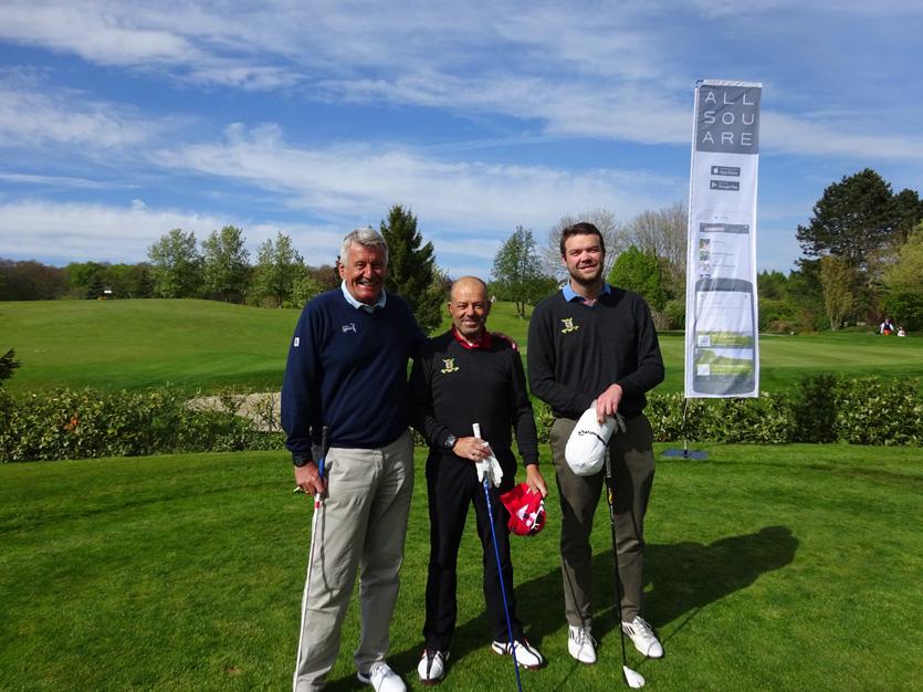 Abama Luxury Properties recorre los campos de golf de Europa en un nuevo torneo