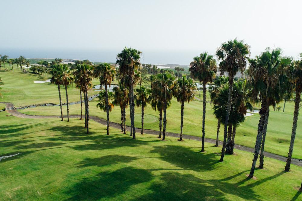 Abama residencias de lujo en Tenerife patrocina un nuevo circuito de torneos de golf