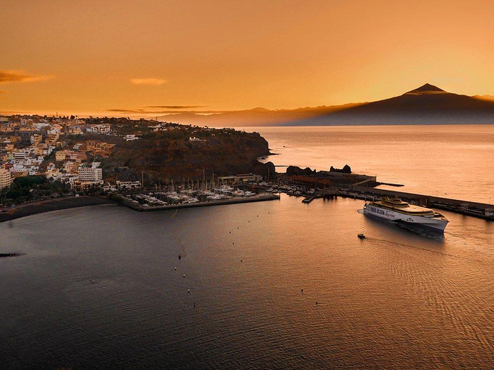 Ferry trips in Tenerife