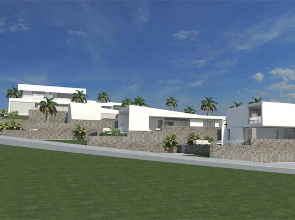 Las Casas del Lago: les nouvelles Propriétés de Luxe en vente à Abama