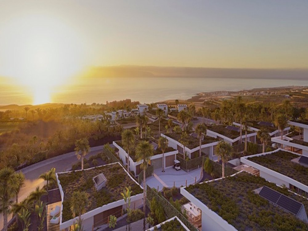 One of the best resorts in Tenerife: Abama