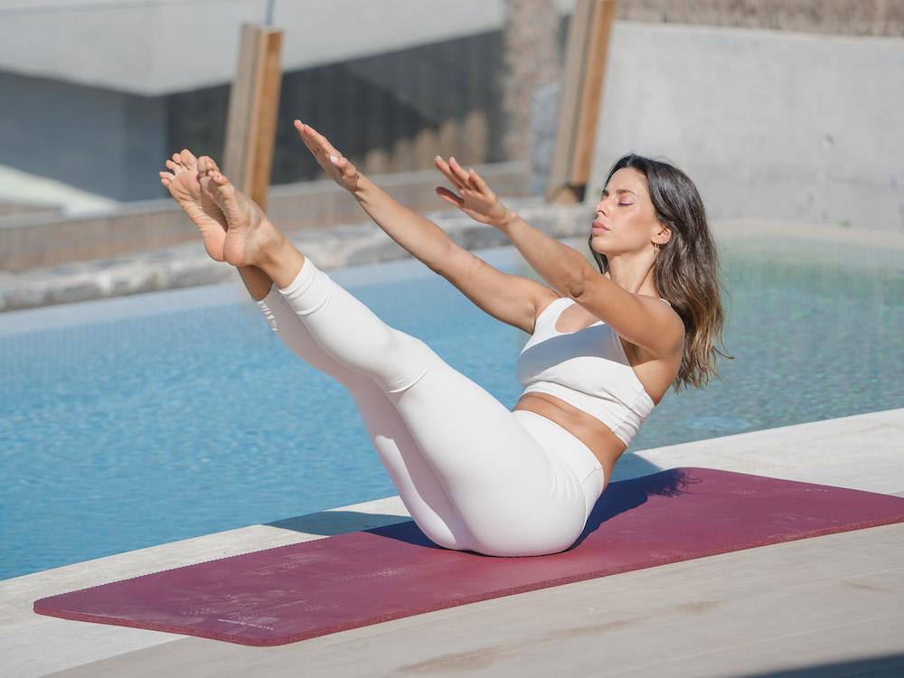 Pilates, yoga y masajes en Abama durante la Semana Santa