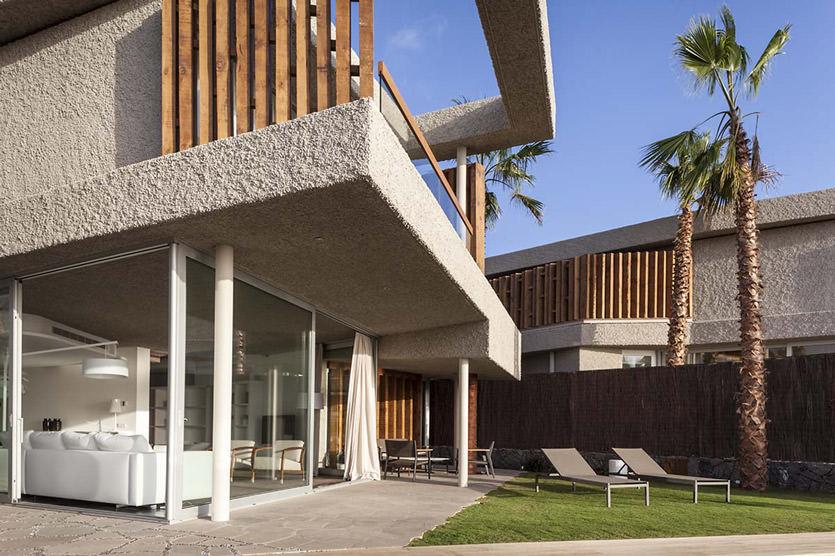 Bellevue et le Modern Style à Abama