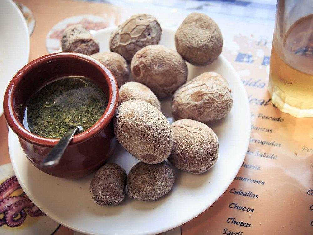 Canary Islands mojo sauce - Jaume Escofet