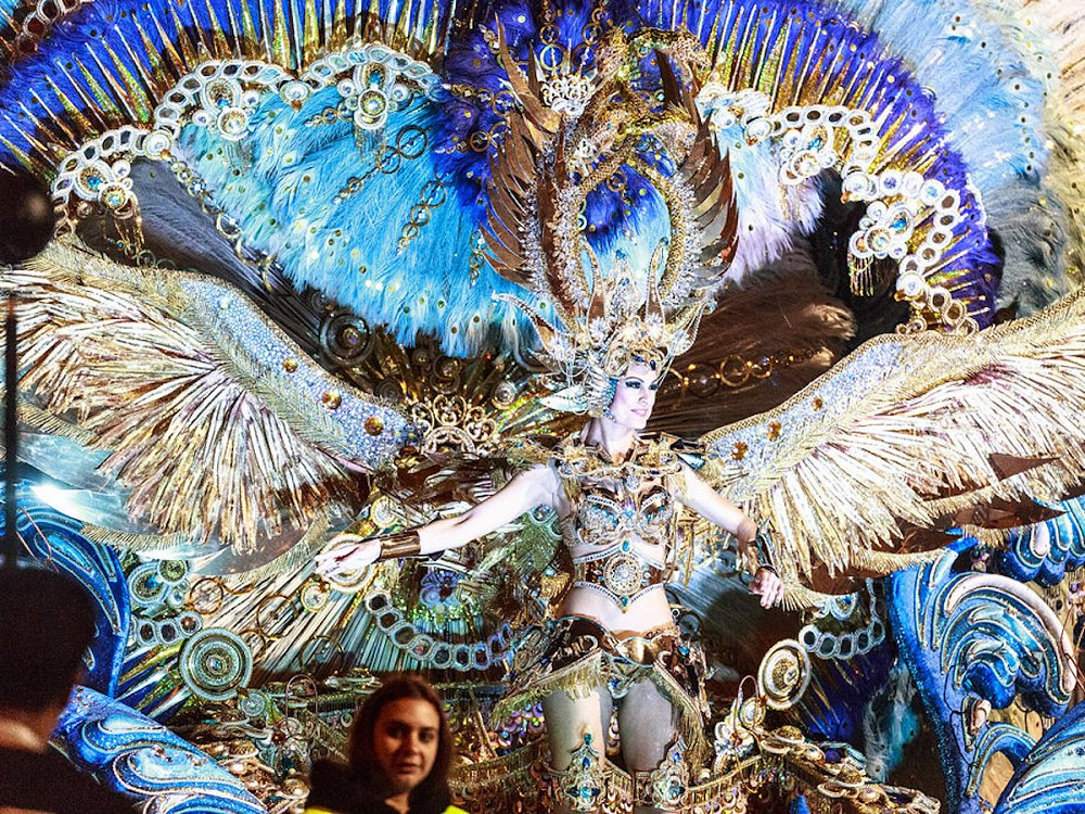 Tenerife Carnival at your luxury home on Tenerife
