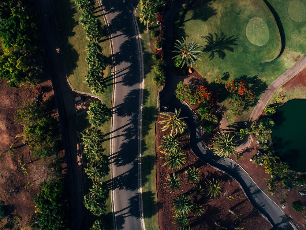 Tenerife tours from the sky