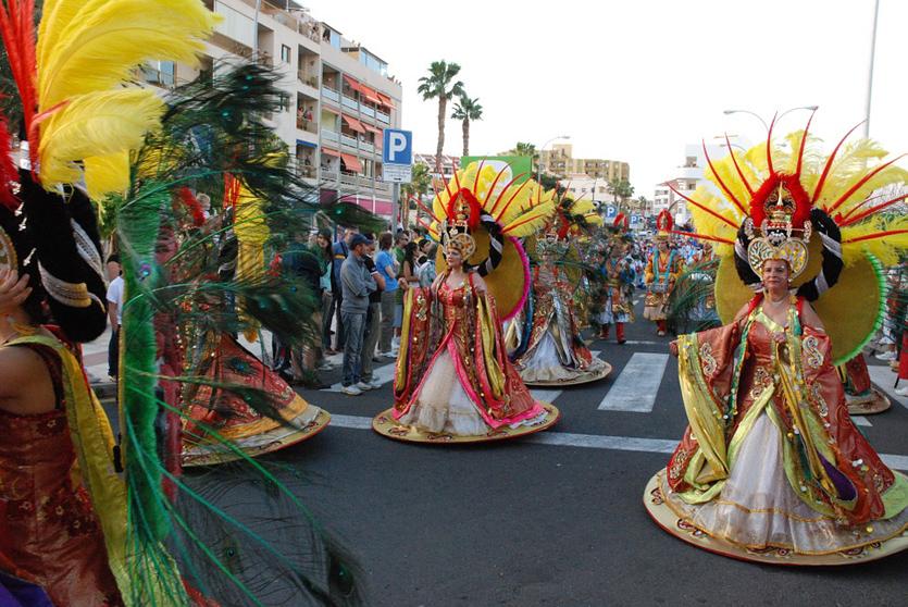 Carnaval und sieben anderen fantastische Teneriffa Sehenswertes