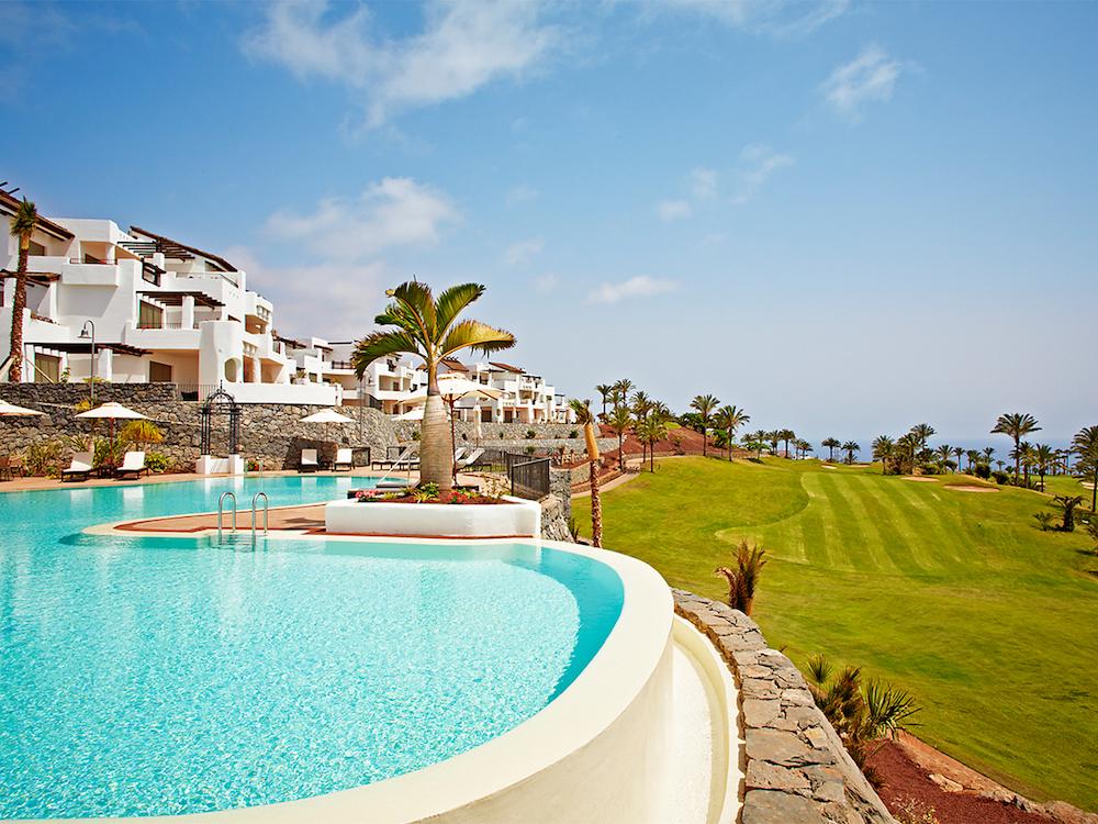 Las Terrazas, mucho más que apartamentos de lujo en Tenerife